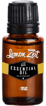 Iaso Lemon Zest Essential Oil
